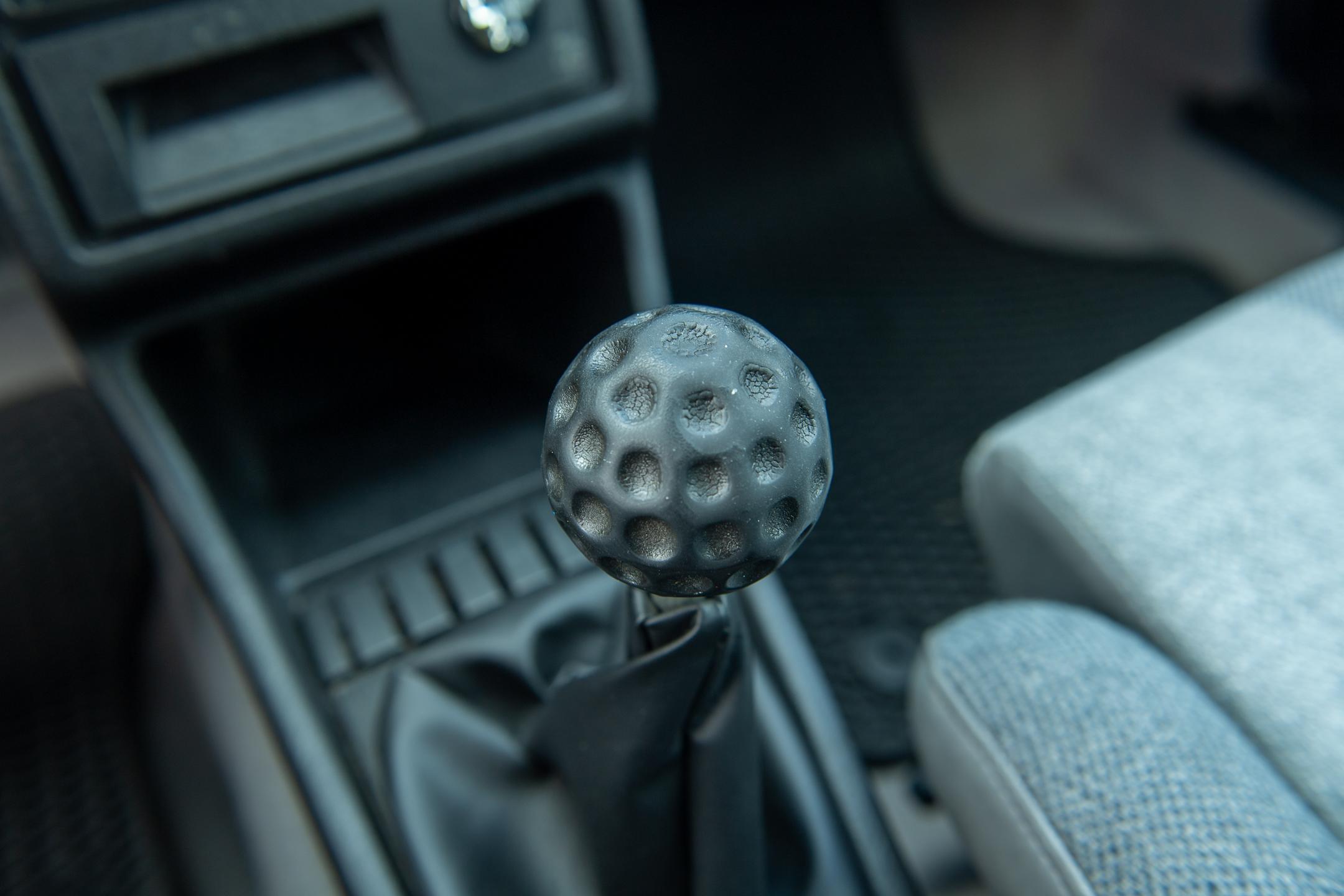 Volkswagen Golf Country golf shift knob