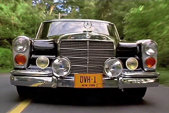 Mercedes Benz 600 SWB Witches of Eastwick