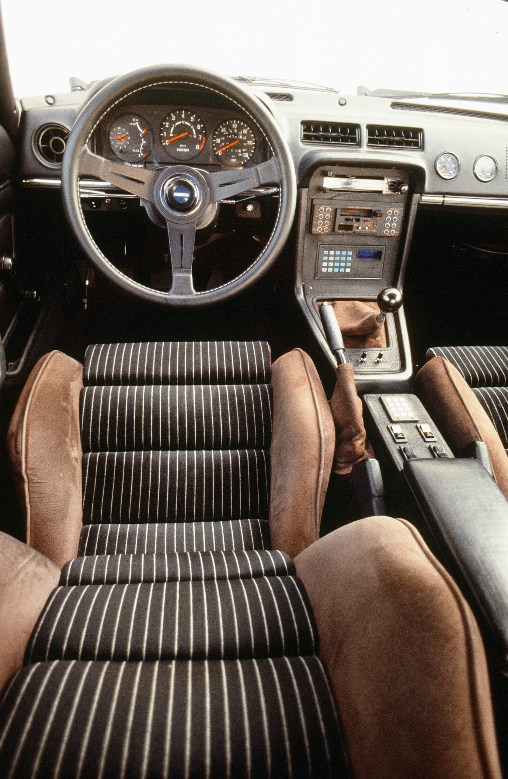 1979 Mazda RX-7 Sherman