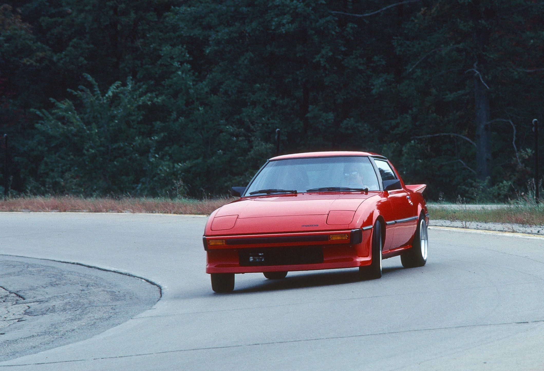 1979 Mazda RX-7 Sherman adventures