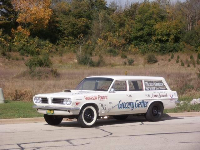 1963 Pontiac Tempest Super Duty Tribute front