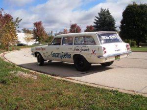 1963 Pontiac Tempest Super Duty Tribute rear three quarter