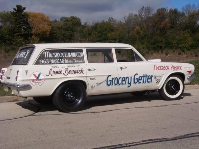 1963 Pontiac Tempest Super Duty Tribute rear