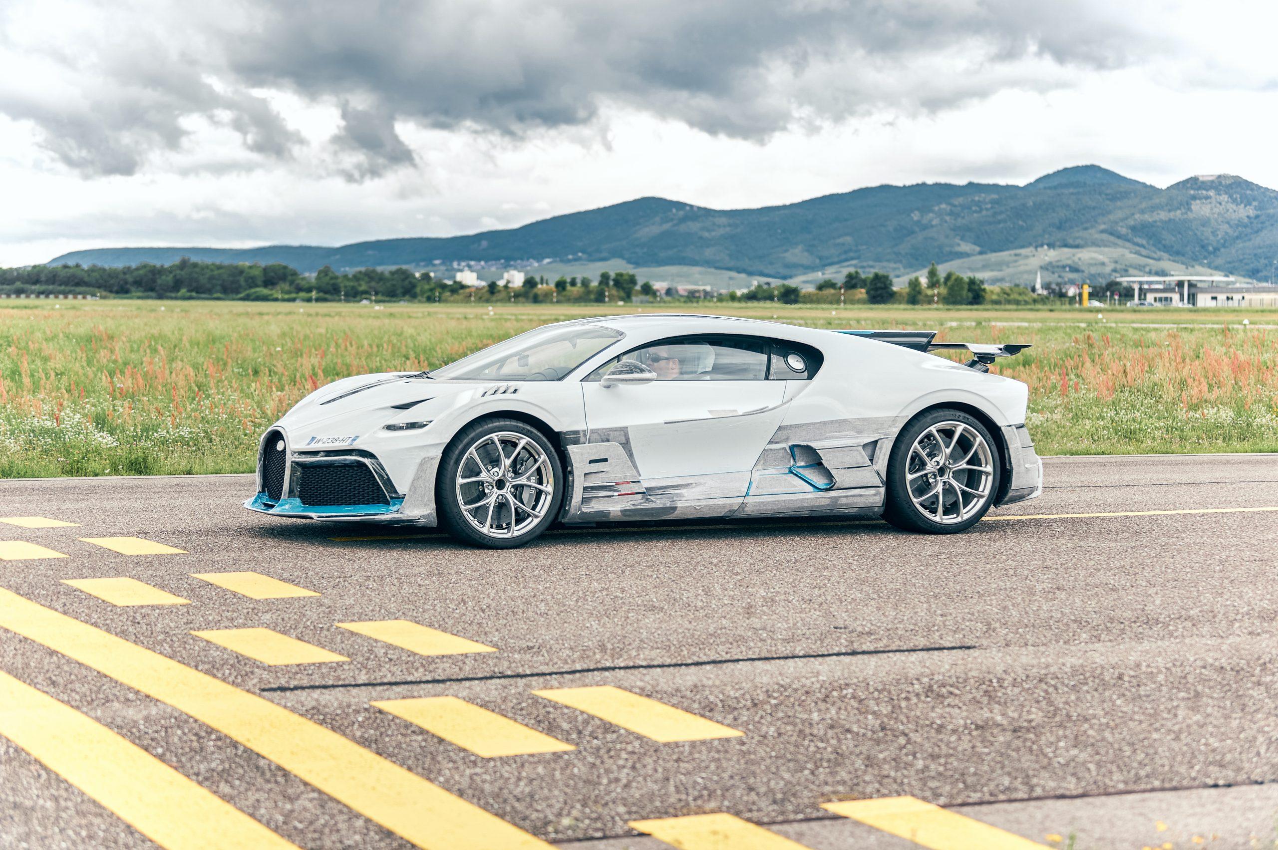 Bugatti Divo_test drive 3