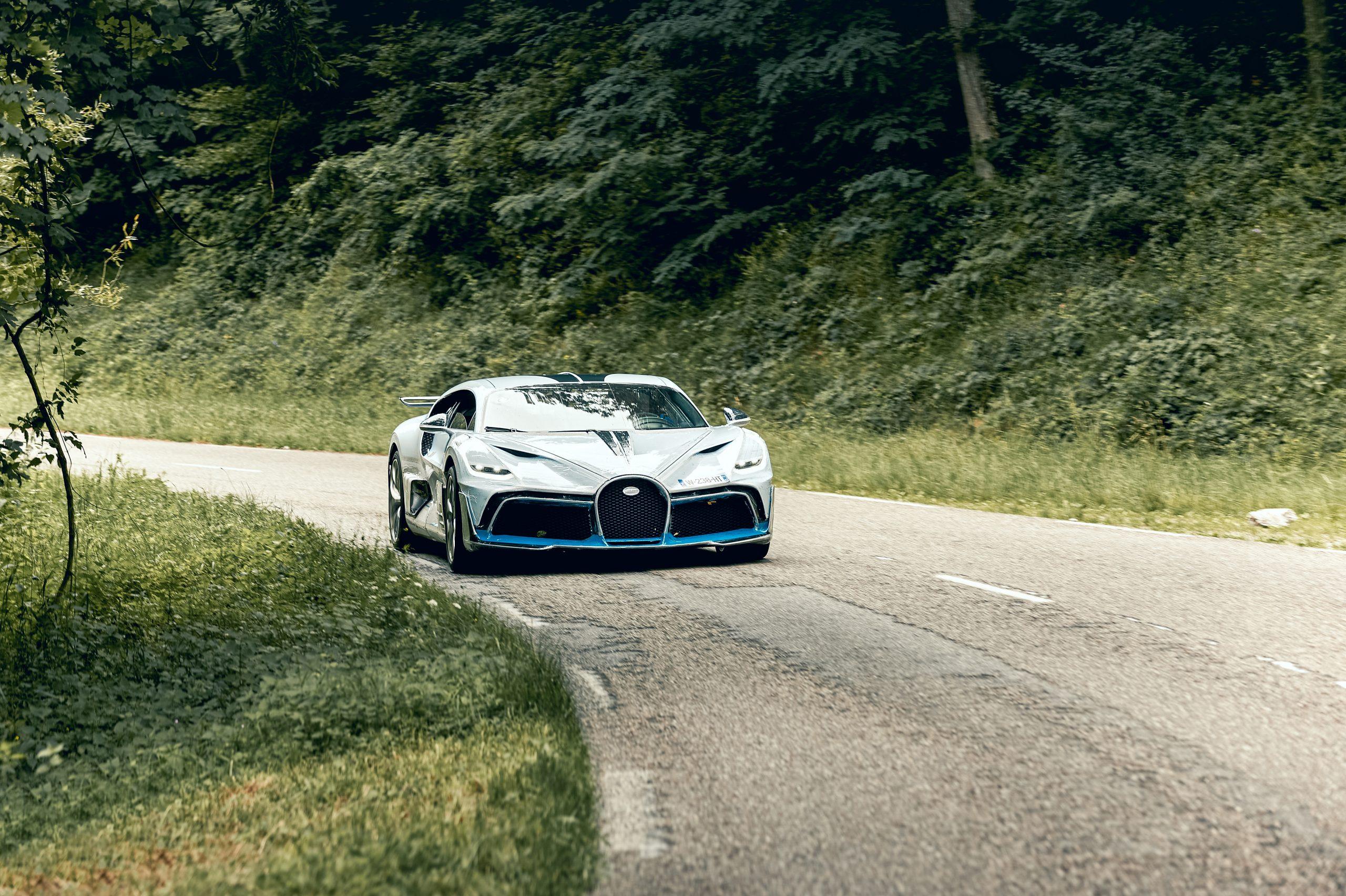 Bugatti Divo_test drive 1