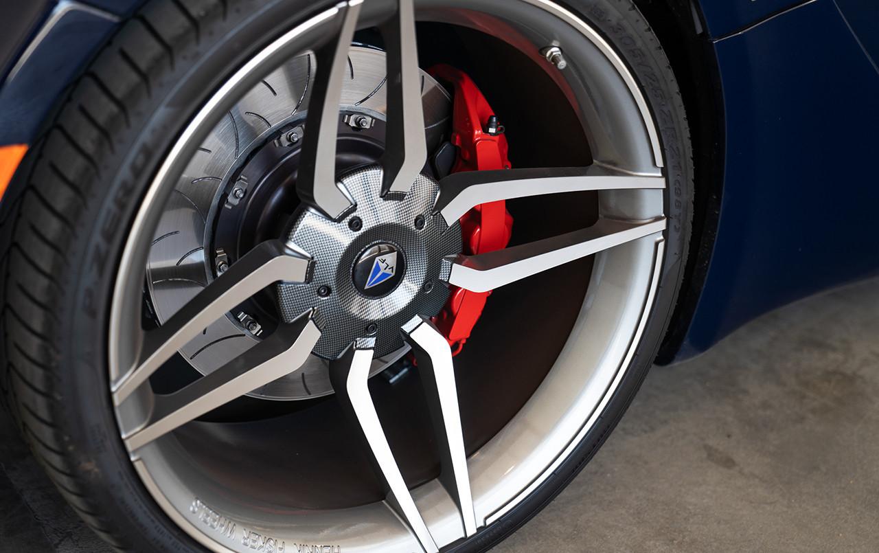 2015 VLF Force 1 V10 wheel