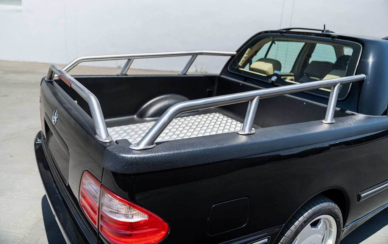 2000 Mercedes-Benz E 320 Pickup Coachwork by Binz