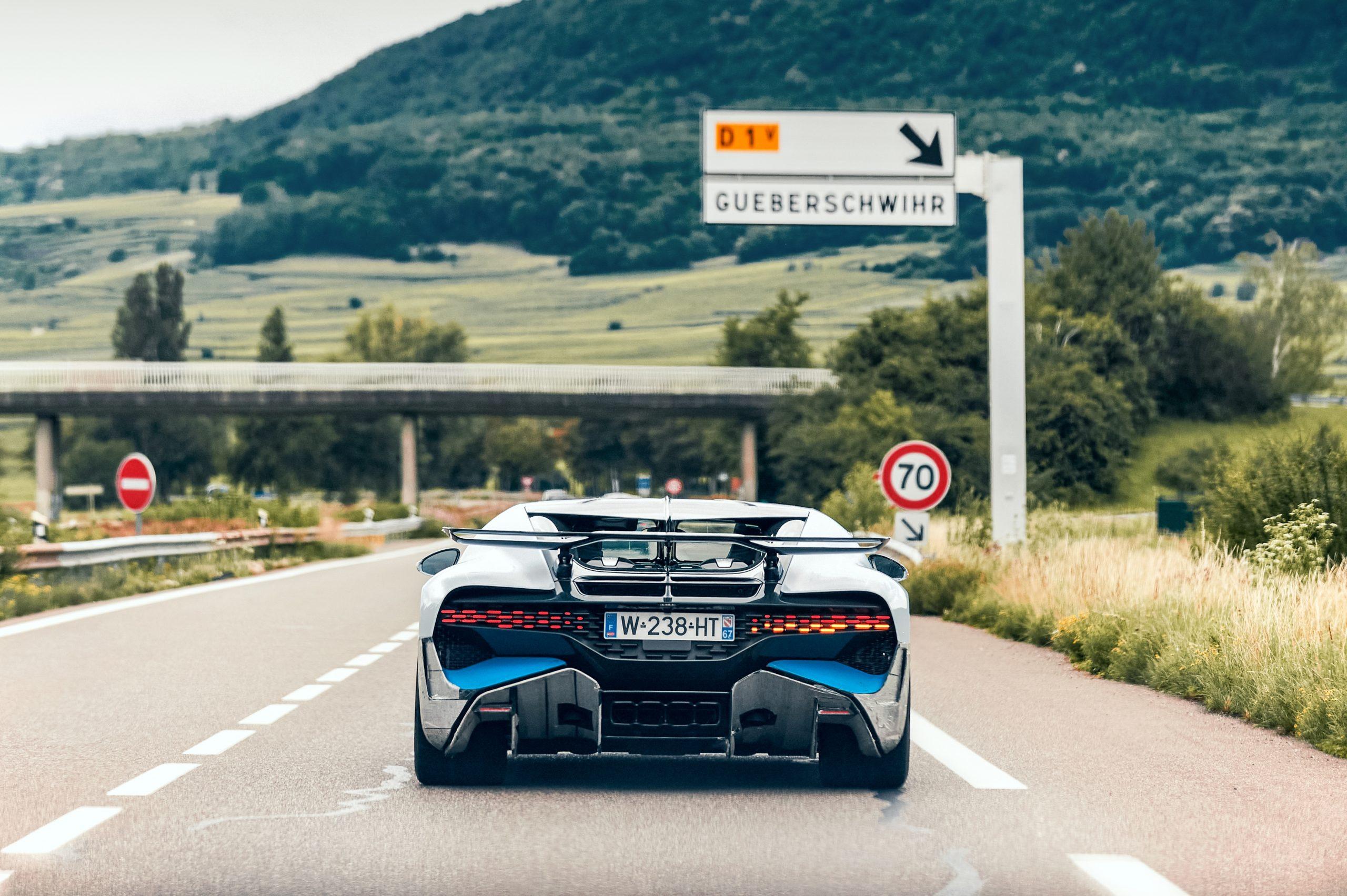 Bugatti Divo_test drive 2
