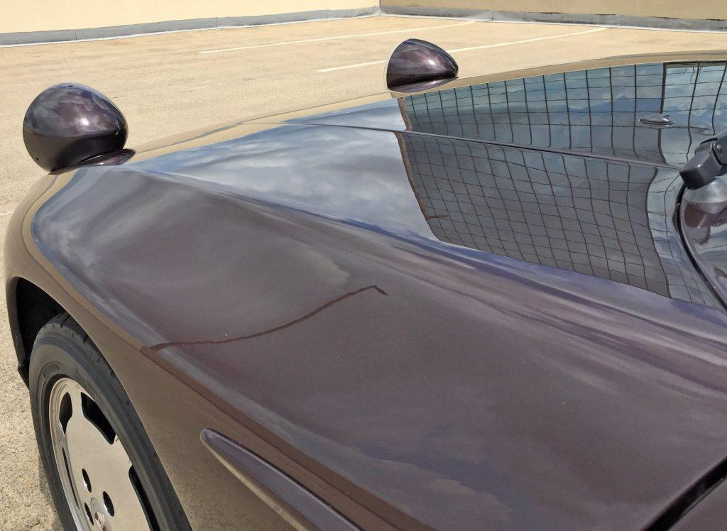 Porsche 928 S4 hood