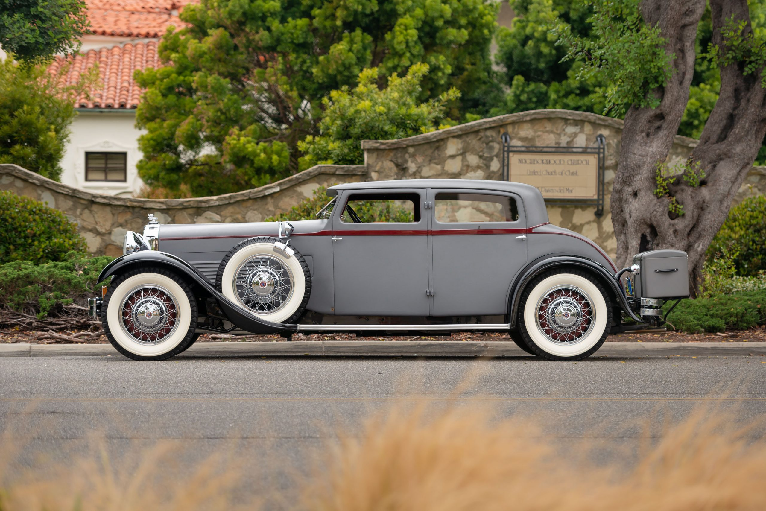 1930 Stutz Model MB Monte Carlo by Weymann profile