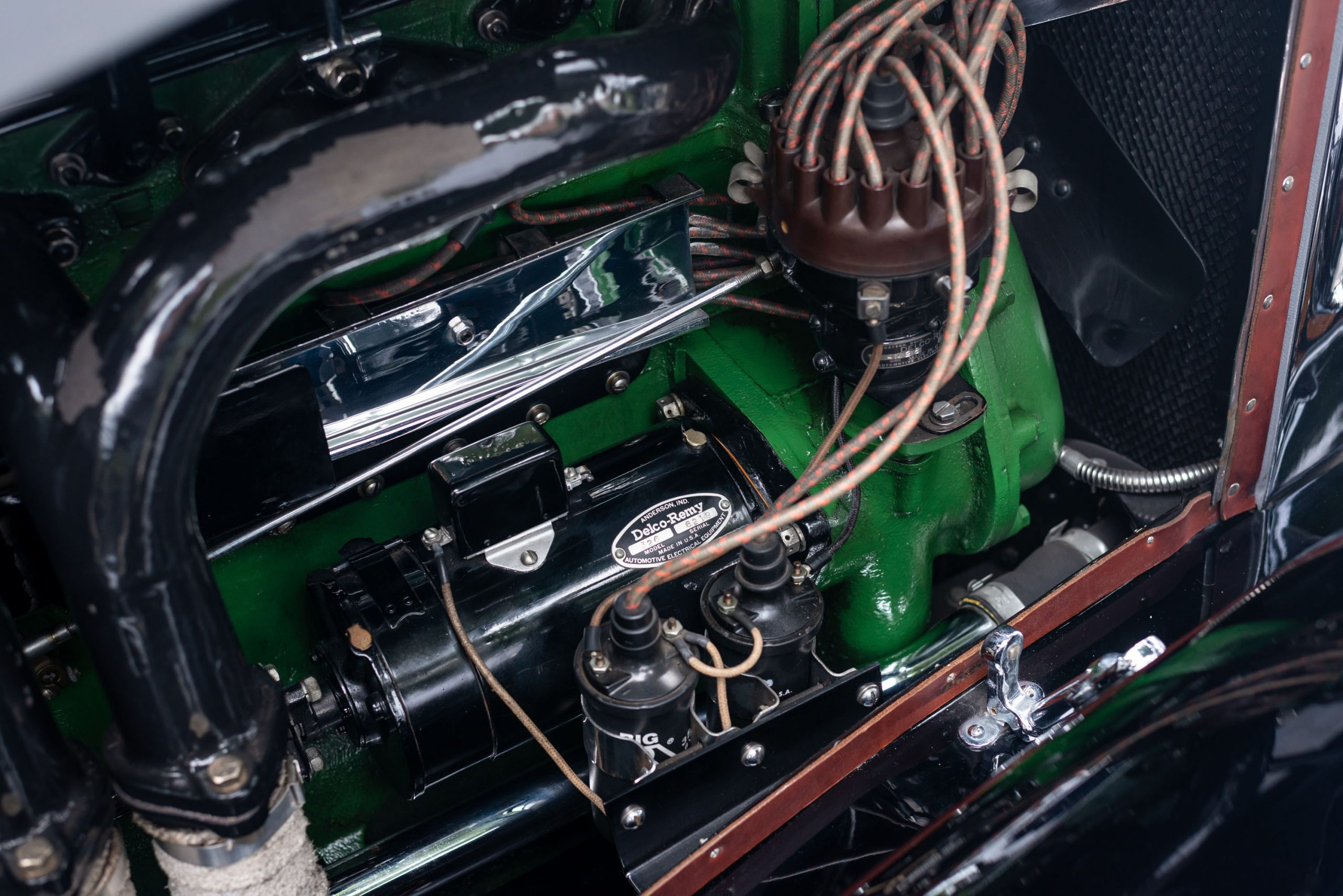 1930 Stutz Model MB Monte Carlo by Weymann engine