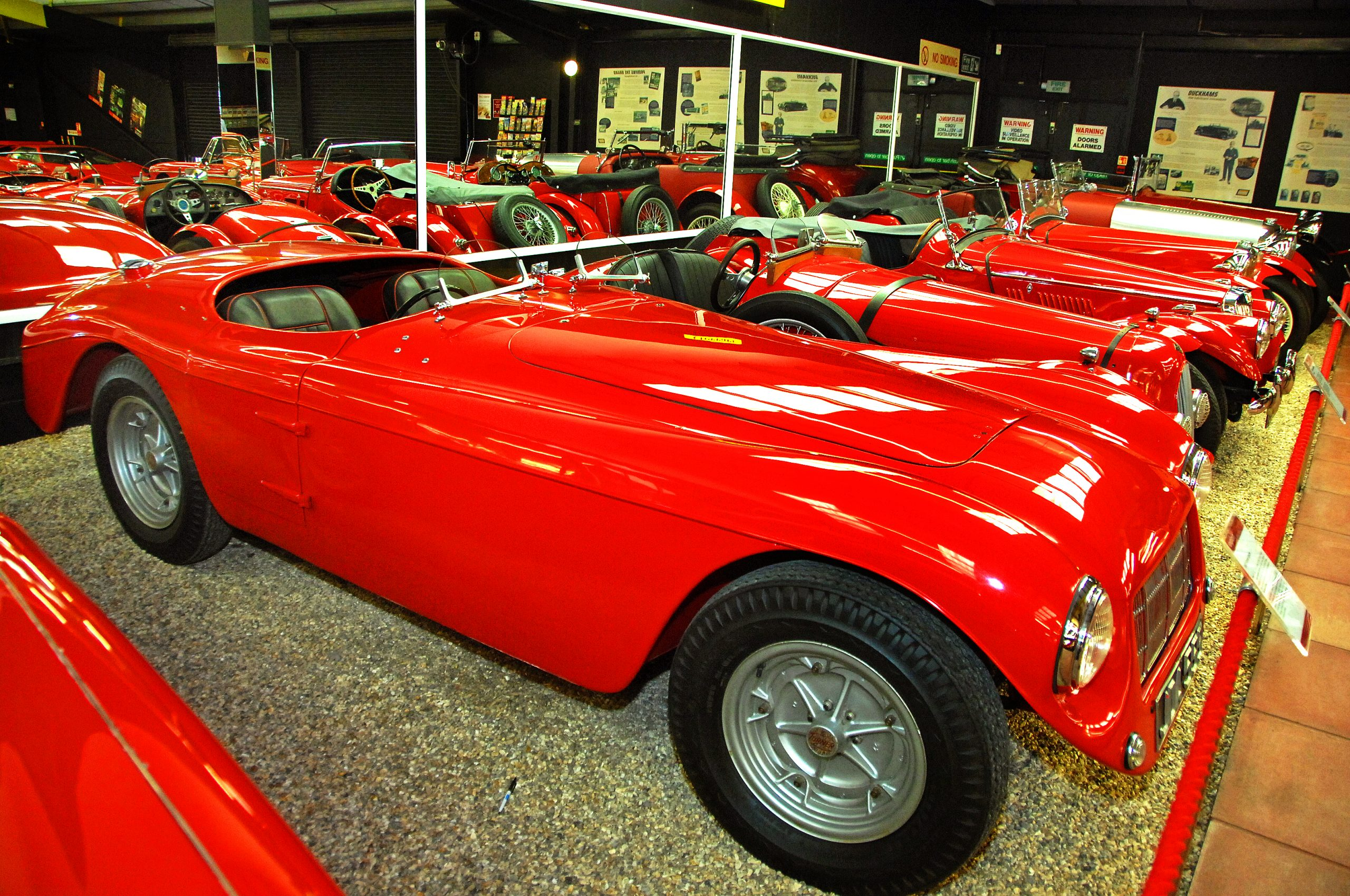 Red Room 1951 Turner Sports front three-quarter