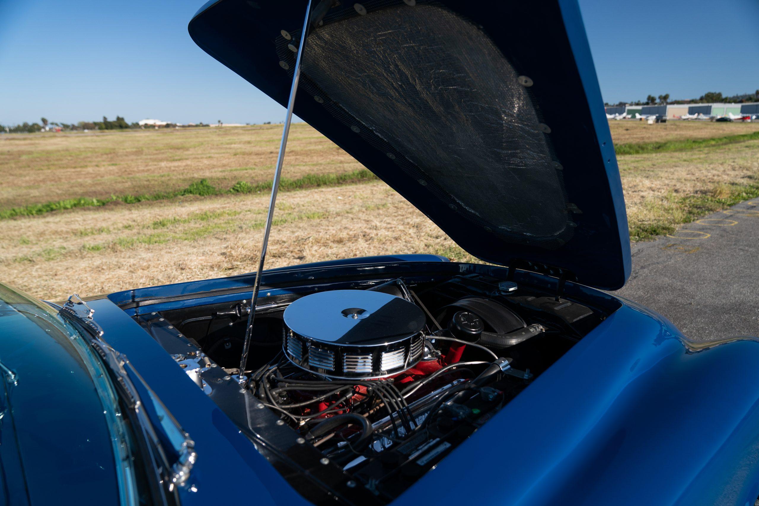 1954 Edwards America Convertible engine