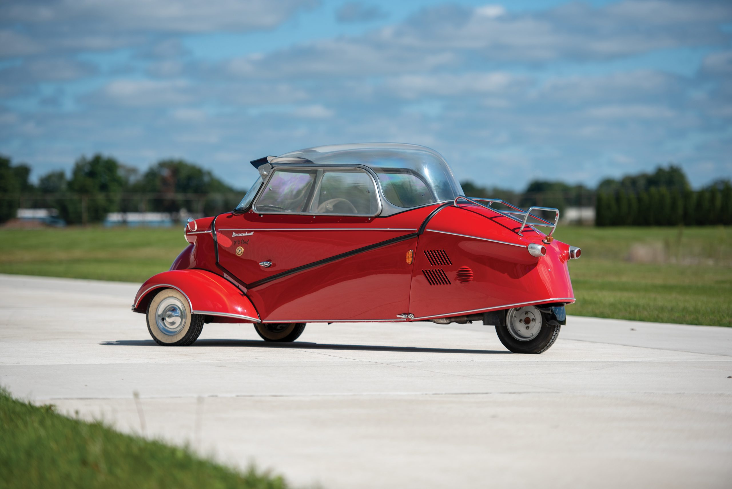 1956 Messerschmitt KR 200 rear three-quarter
