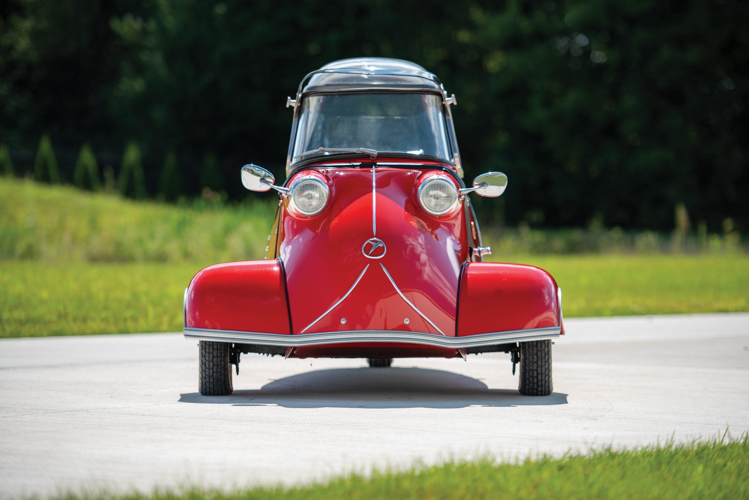 1956 Messerschmitt KR 200 front