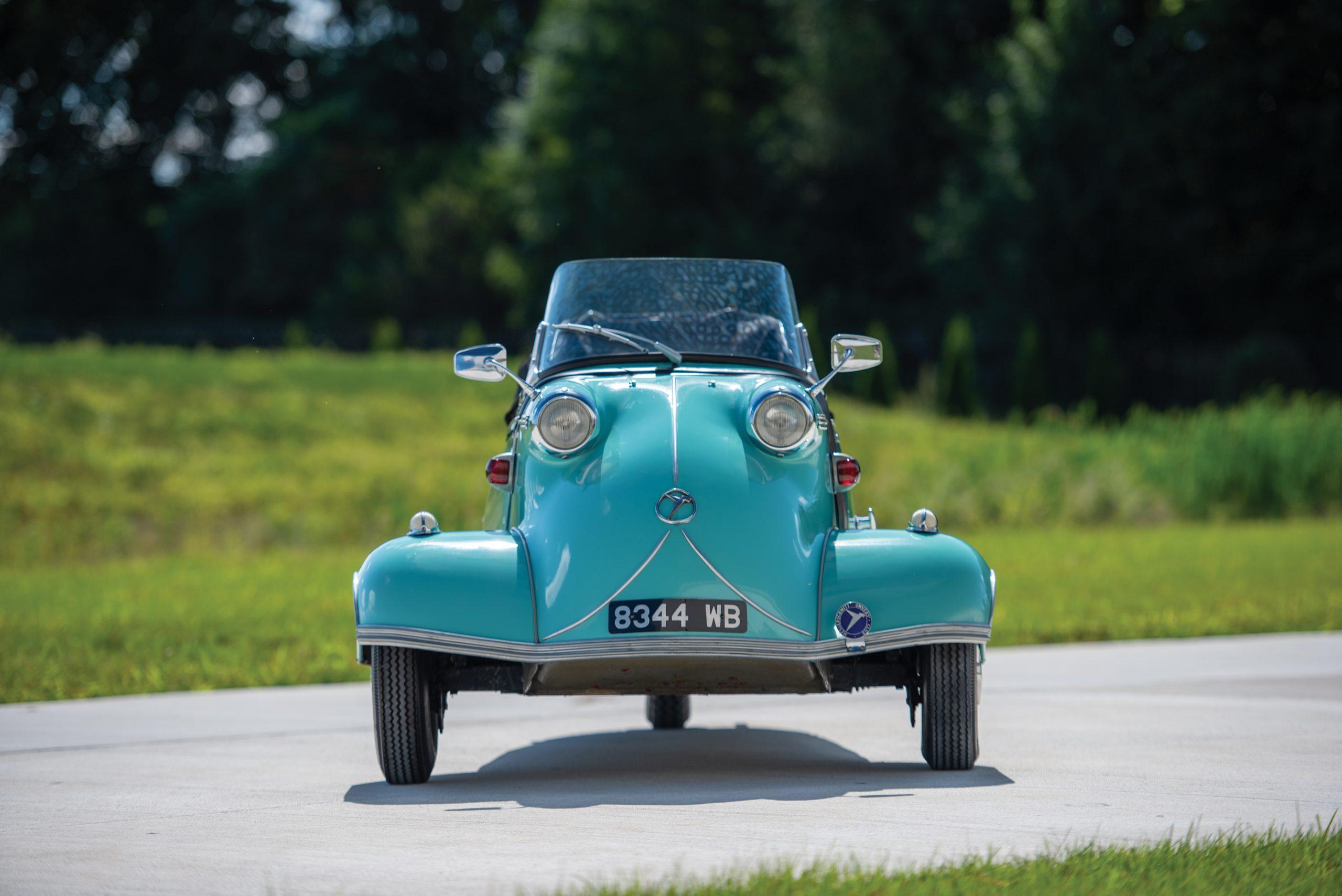 1958 Messerschmitt KR 201 Roadster front