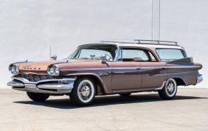 1960 Dodge Polara Wagon front three quarter