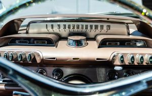 1960 Dodge Polara dash