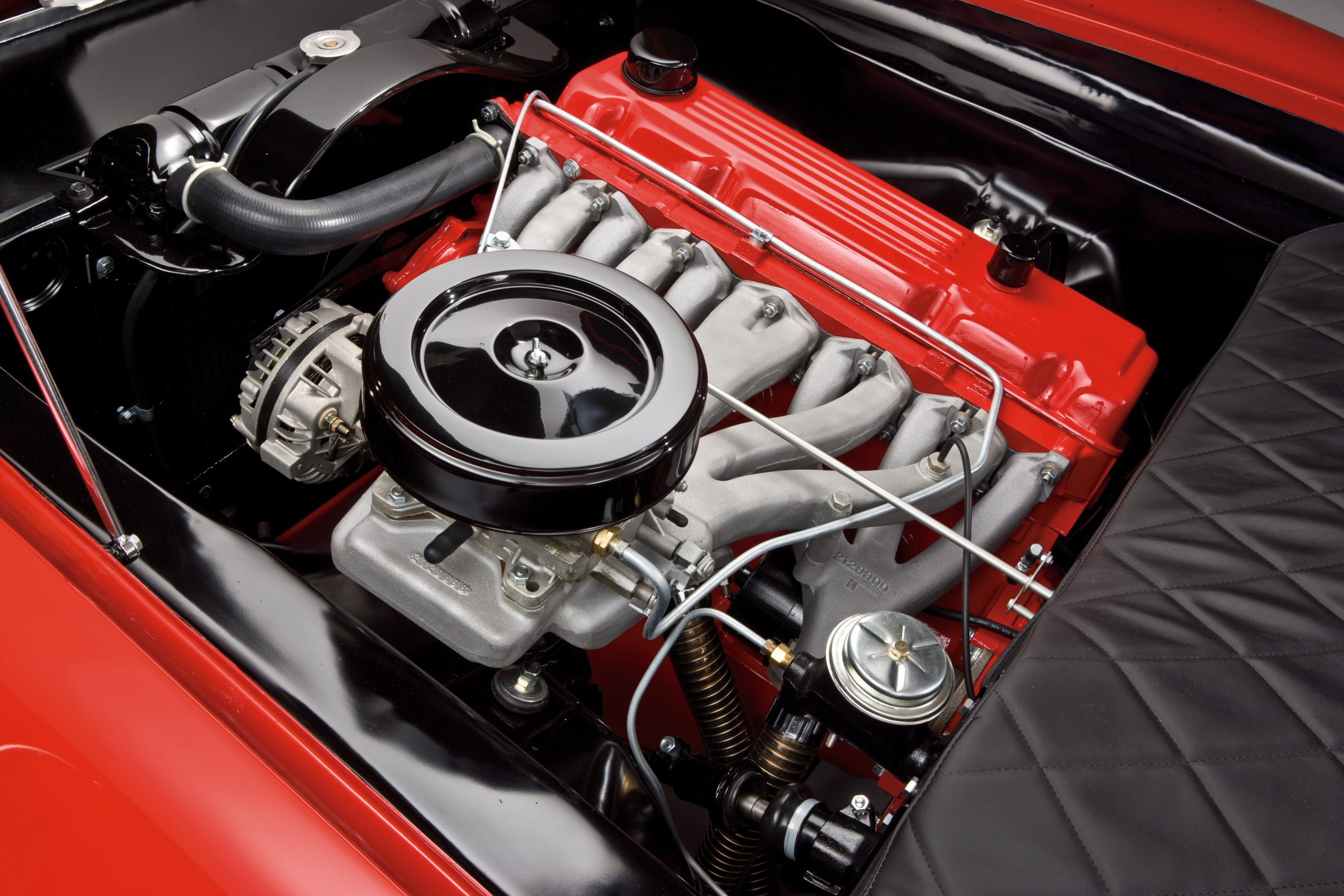 1960 Plymouth XNR engine