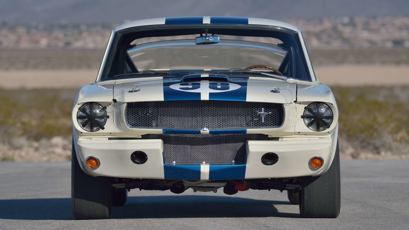 1965 Shelby GT350R Prototype Front