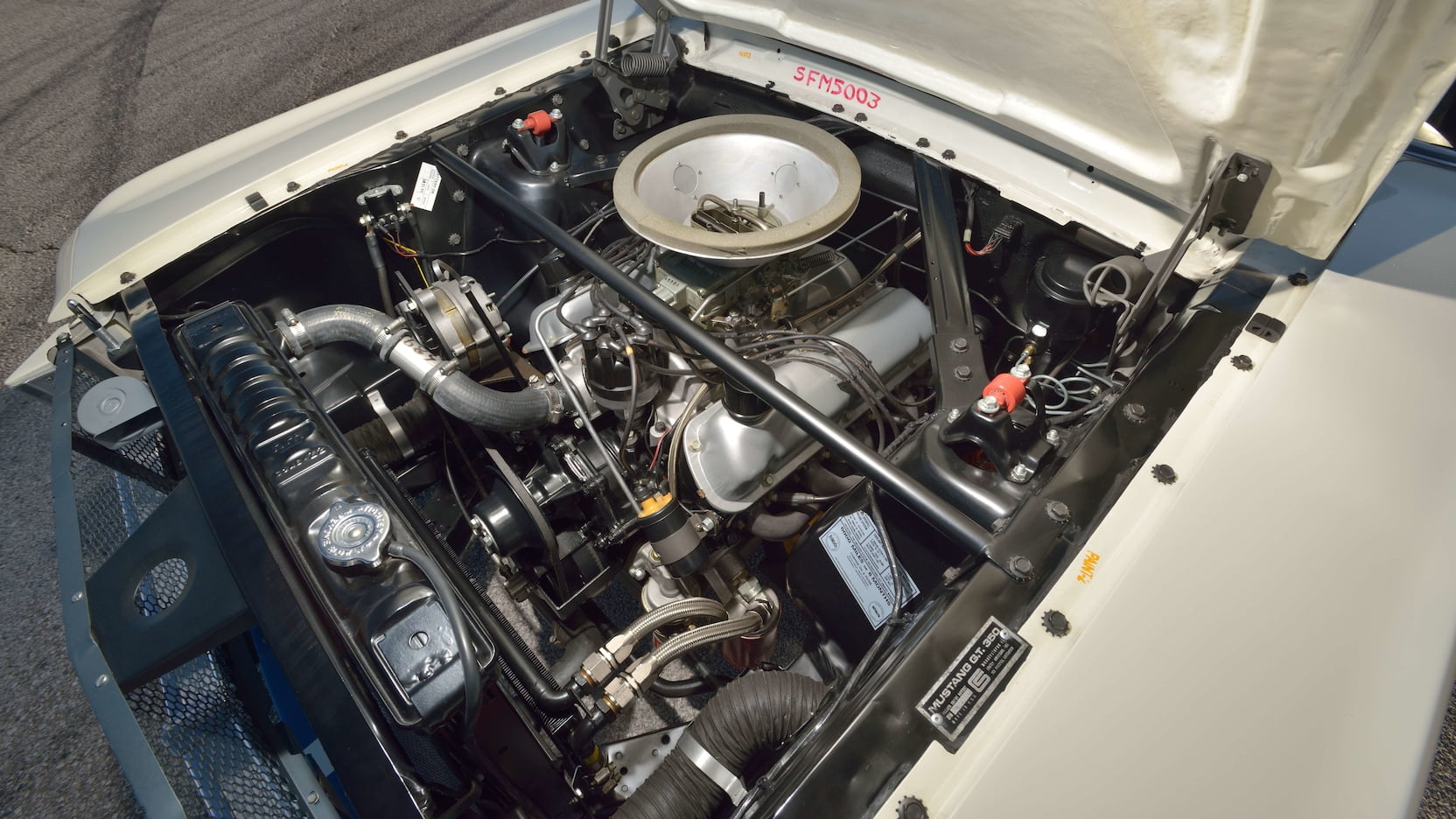 1965 Shelby GT350R Prototype Engine