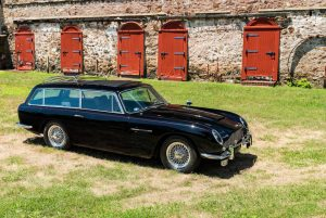 1966 Aston Martin DB6 shooting brake front three quarter