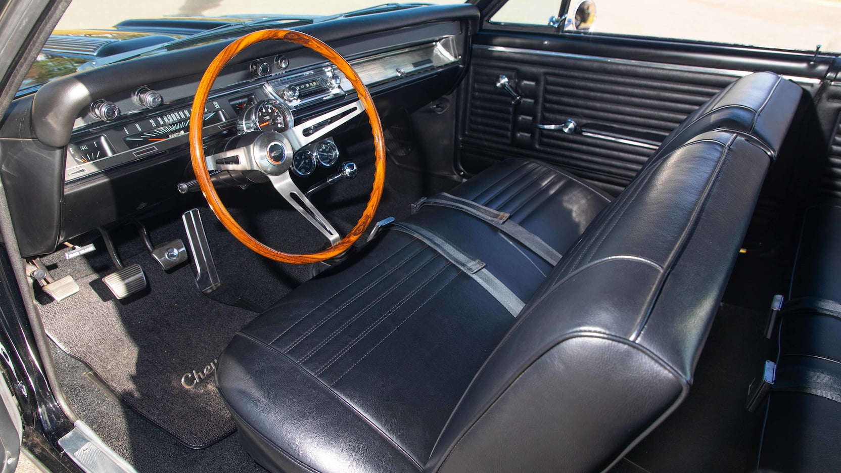 1967 Chevrolet Chevelle SS Interior