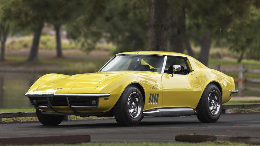 1969 Corvette Mecum doppelganger