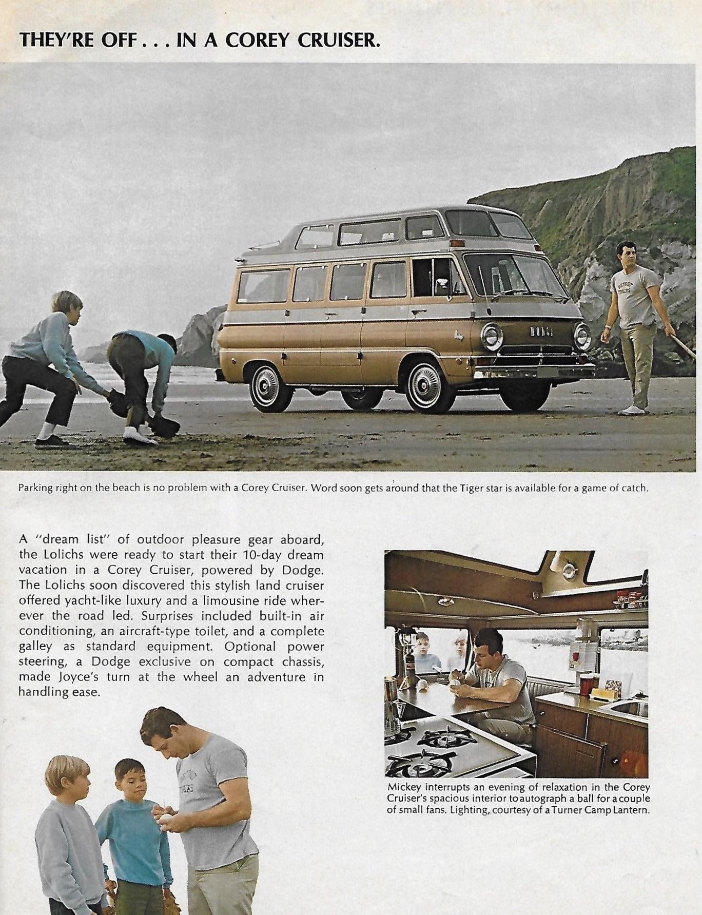 1969 Dodge - Mickey Lolich - Trailblazer Sweepstakes - Page 3