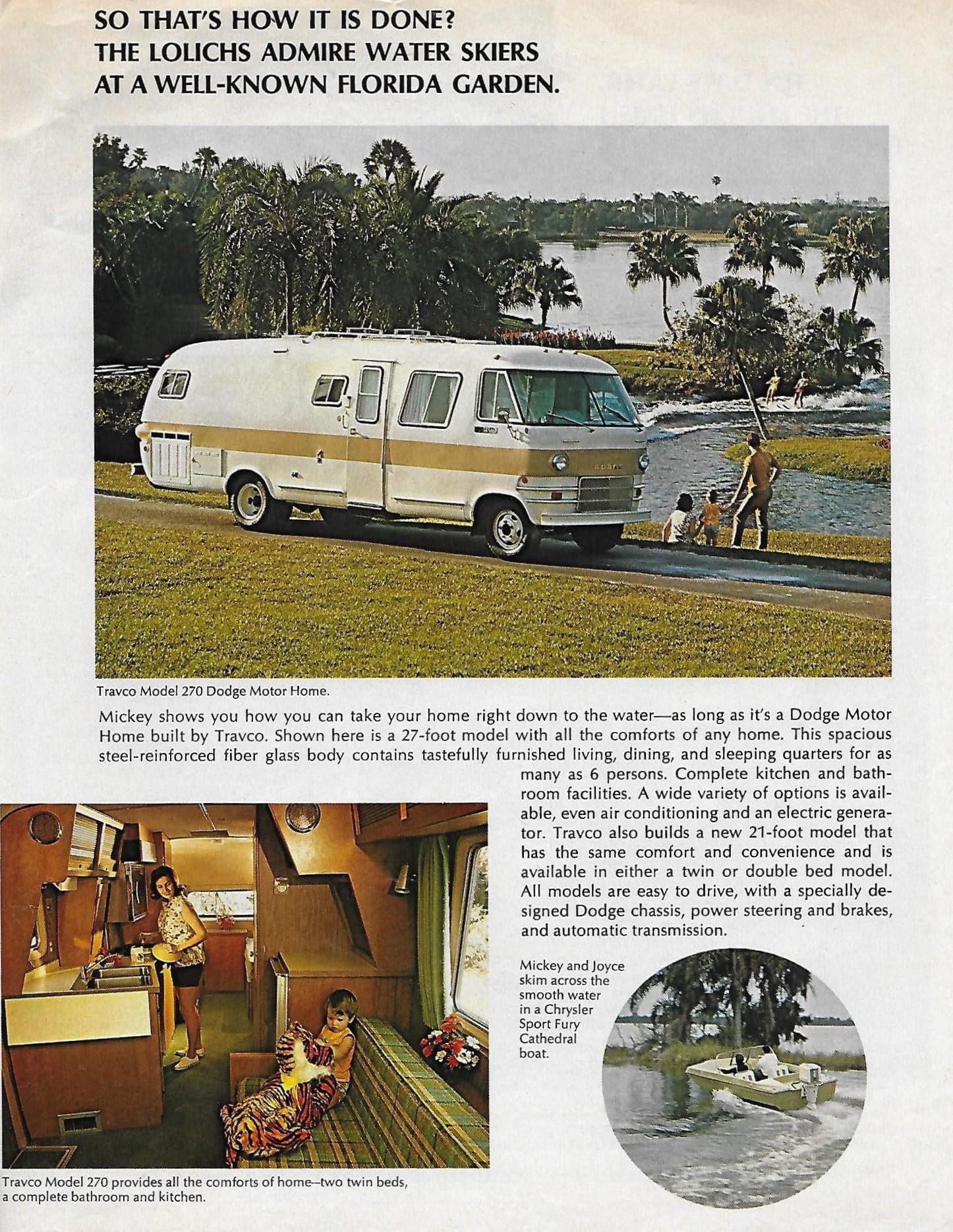 1969 Dodge - Mickey Lolich - Trailblazer Sweepstakes - Page 7