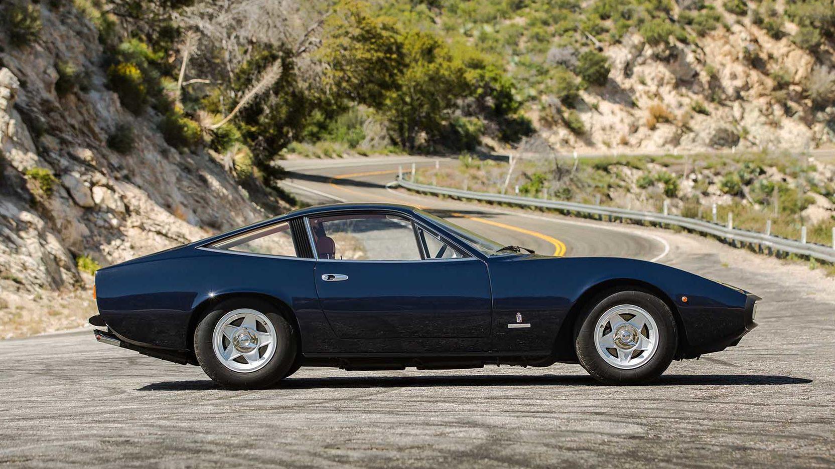 1971 Ferrari 365 GTC-4