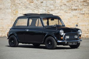 Wood and Pickett:Radford Mini Cooper S Front Three-Quarter