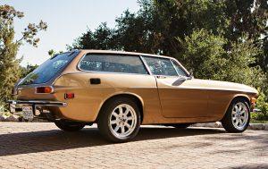 1972 VOlvo 1800ES rear three quarter