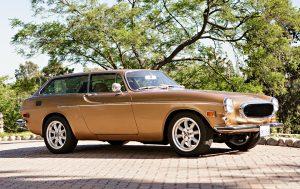 1972 Volvo 1800 ES front three quarter