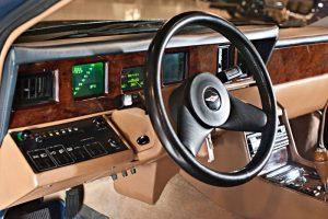 1976 Aston Martin Lagonda Speedometer
