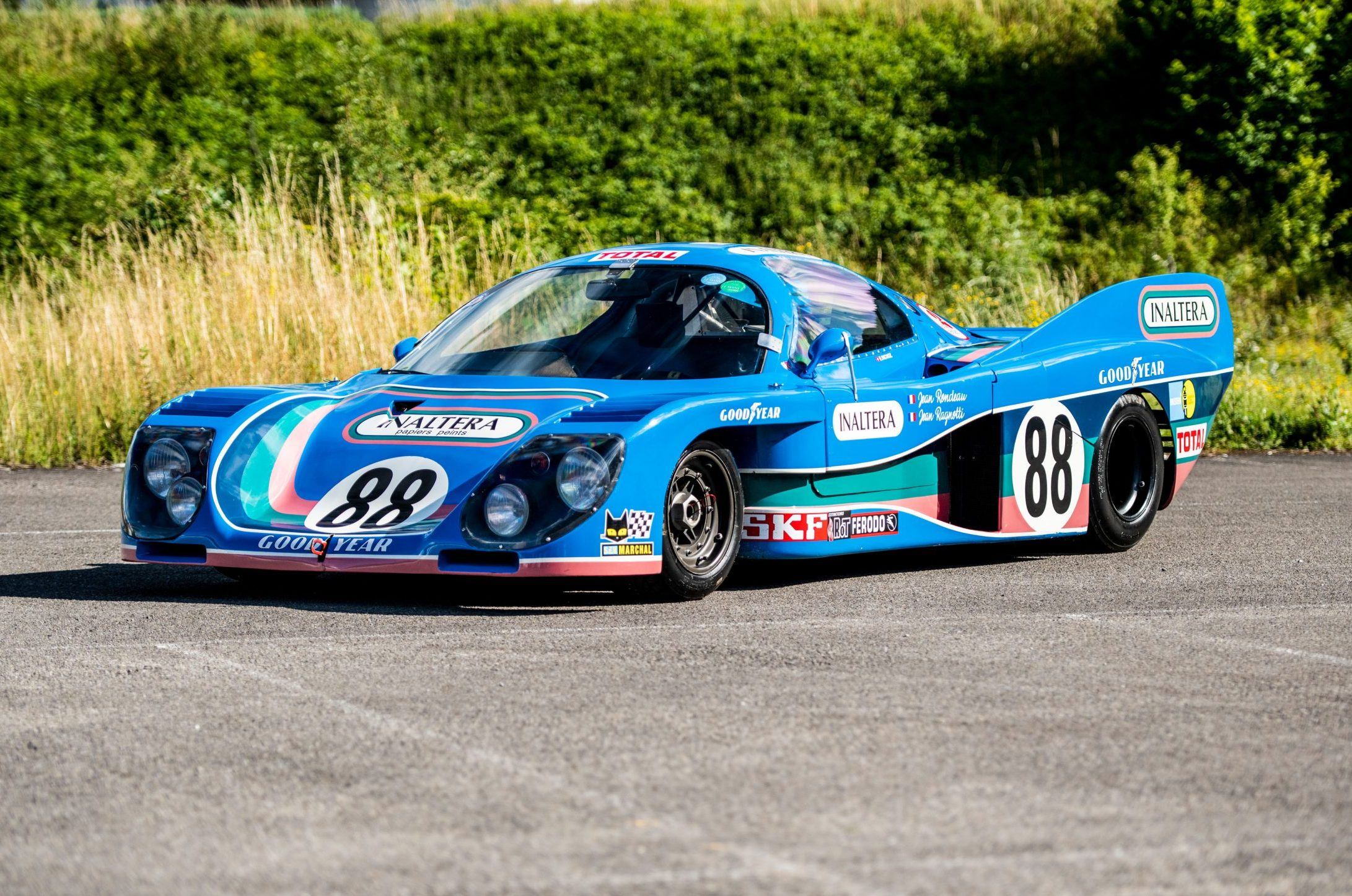 6 race cars we'll be watching at European auctions this month