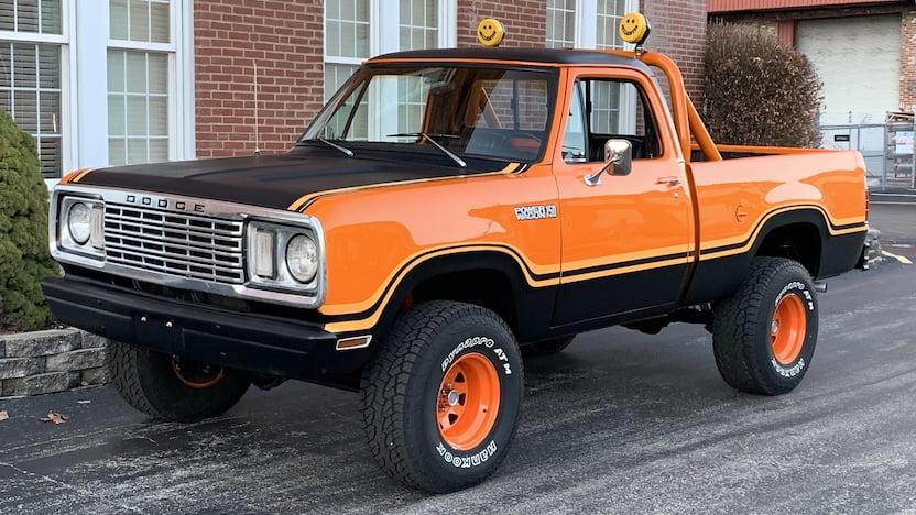 1978 Macho Power Wagon Mecum