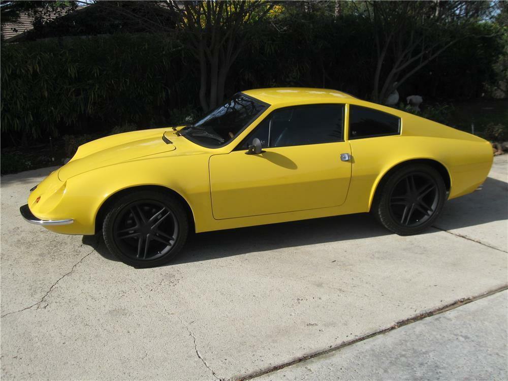 1978 Puma GTE Mecum doppelganger