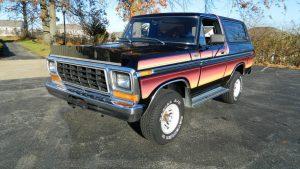 1979 Bronco Free Wheeling mecum