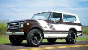 1979 IH Scout Rallye II Mecum