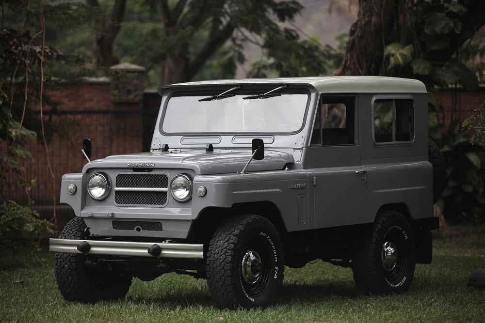 1979 Nissan Patrol