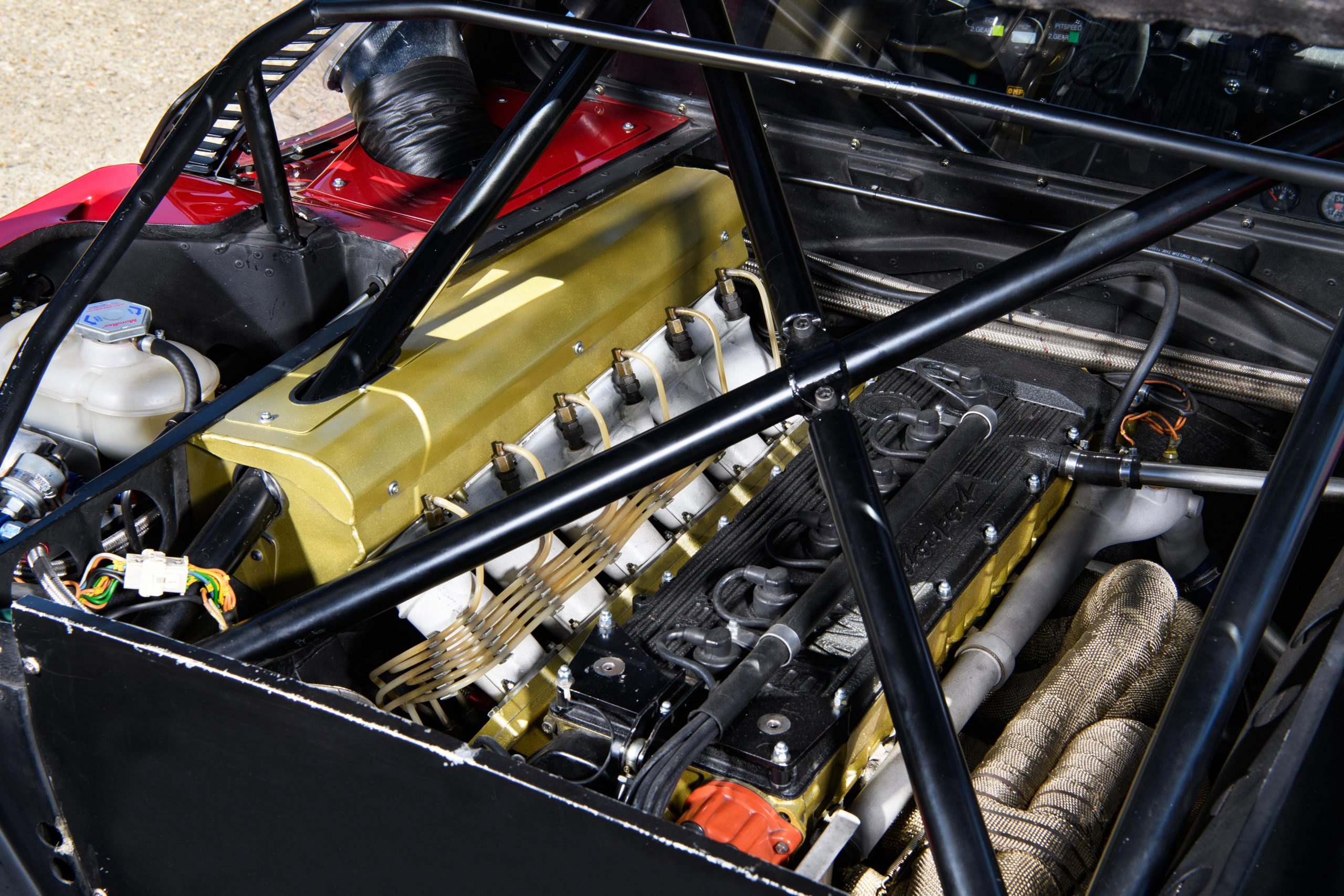BMW M1 Procar engine