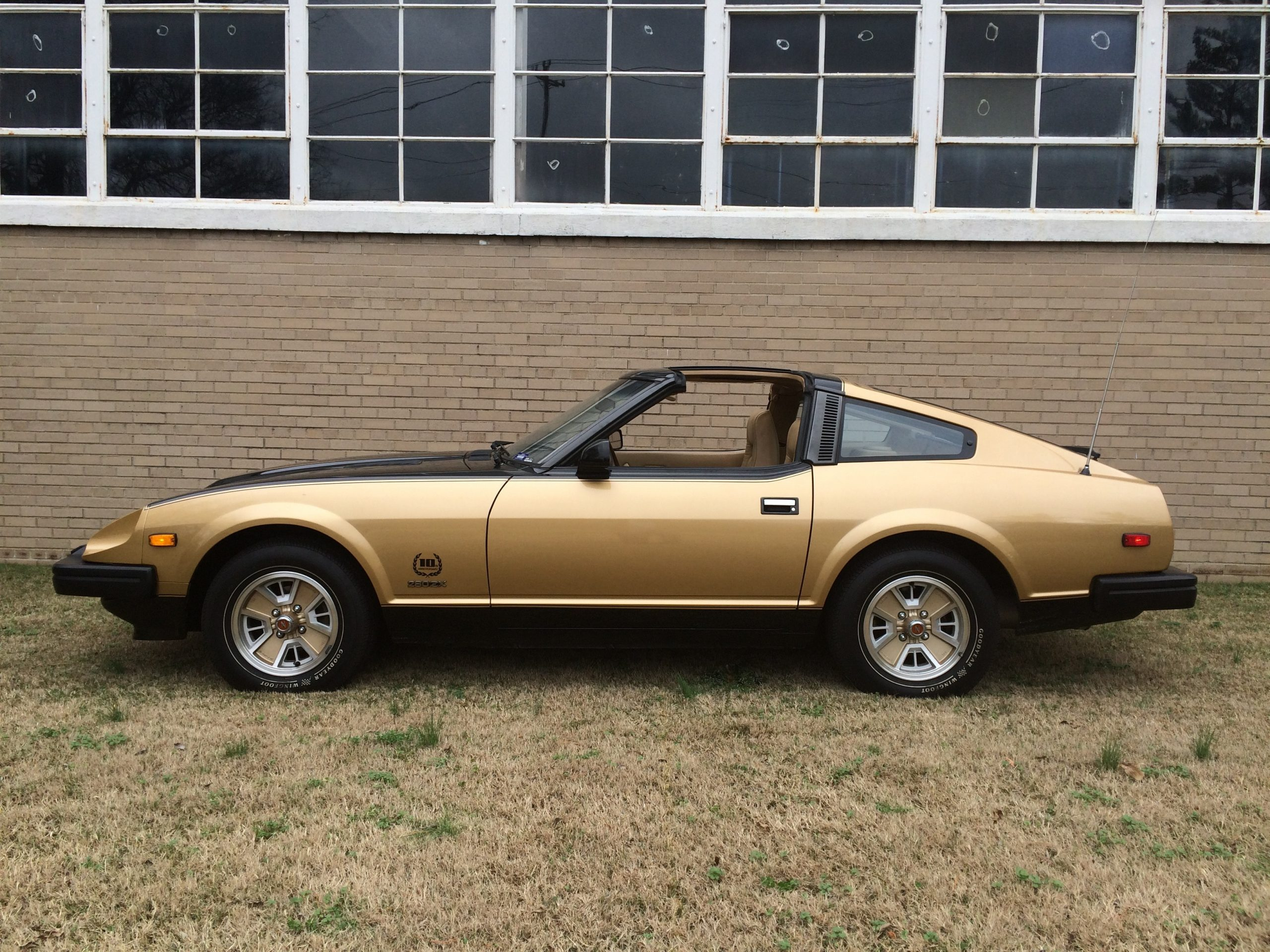 1980 Datsun 280ZX 10th Anniversary Edition