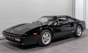 1989 Ferrari 328 GTS - full drives side