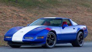 1996 Chevrolet Corvette Grand Sport Coupe Front Three-Quarter