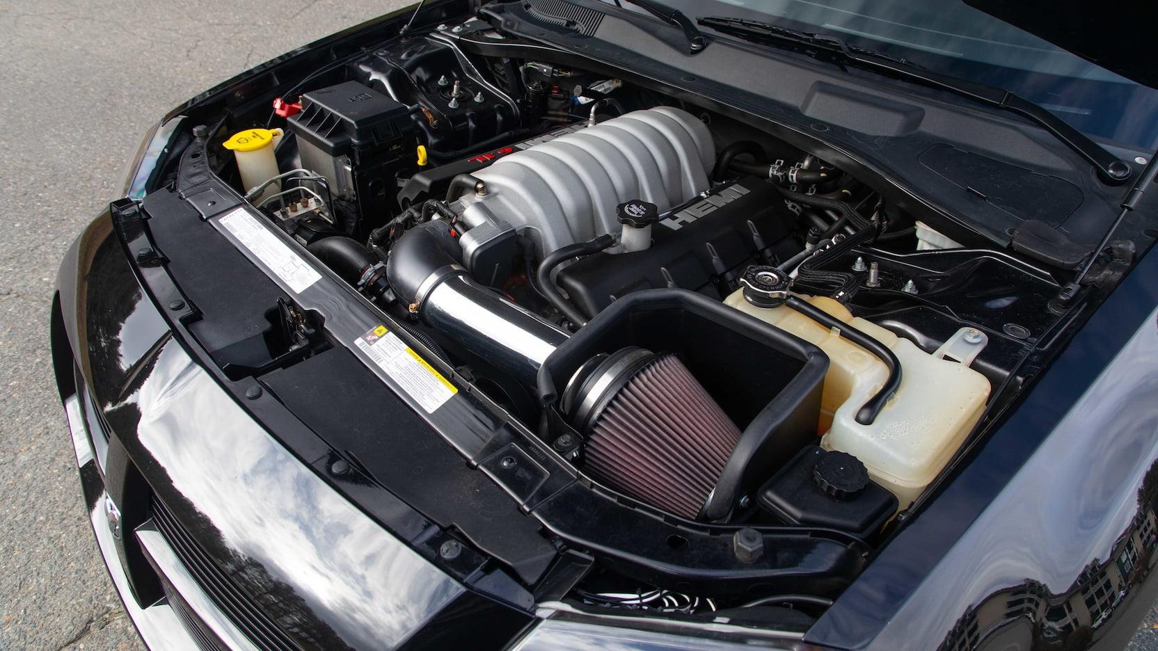 2007 Dodge Magnum SRT8 Engine