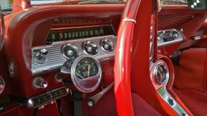 1962 chevrolet impala SS tach