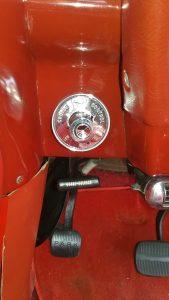 1962 chevrolet impala SS cruise control