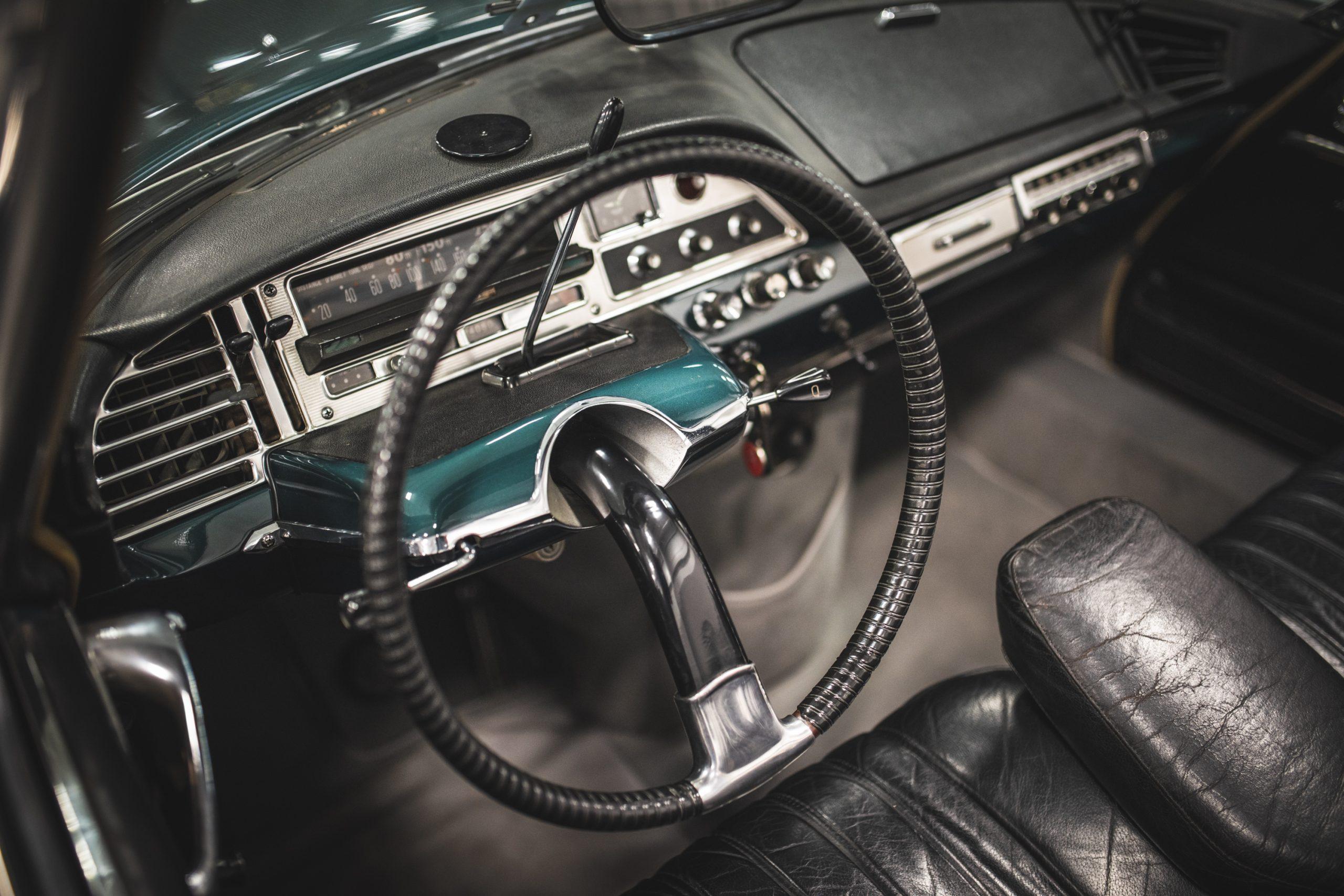 citroen interior steering wheel