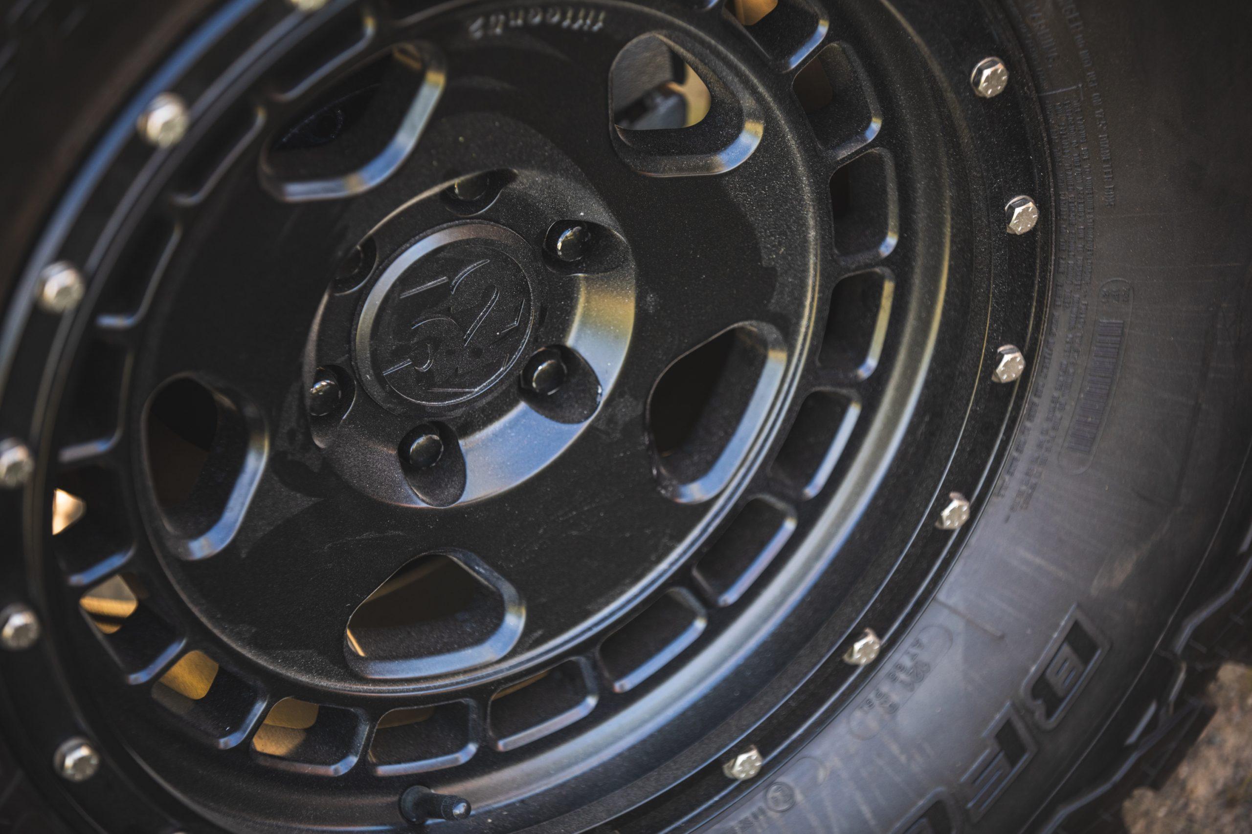 2021 Ford Bronco Method Wheel BFG Tire